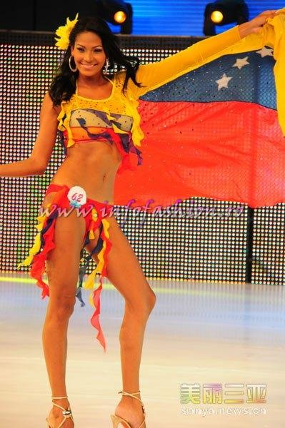 Venezuela- Luneidy Ramos, Miss Summer Bikini and Miss Internet Popularity at 35th Miss Bikini International In Sanya 2010