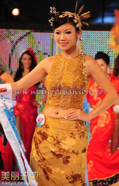 Singapore_2010 Yew Wai Mun at 35th Miss Bikini International In Sanya