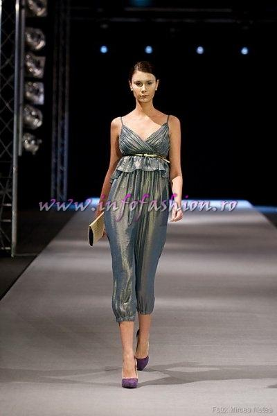 Andra Mustafa, One Models la Cluj Fashion Week Show Agnes Toma