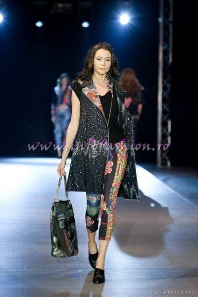 Adriana Pirvu, One Models la Cluj Fashion Week Designer S. Korea- Choi Boko