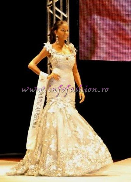 Dominican Rep- Mayte Brito Medina, WINNER of Miss Global Teen 2010 and Teen Queen of the Caribbean in Brazil