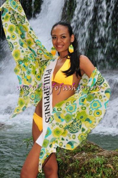 Philippines_2010 Mariella Castillo, Semifinalist and Queen Teen of Asia & Oceania at Miss Global Teen in Brazil