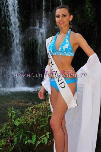 Poland_2010 Monika Suchocka, Semifinalist and Miss Photogenic at Miss Global Teen in Brazil