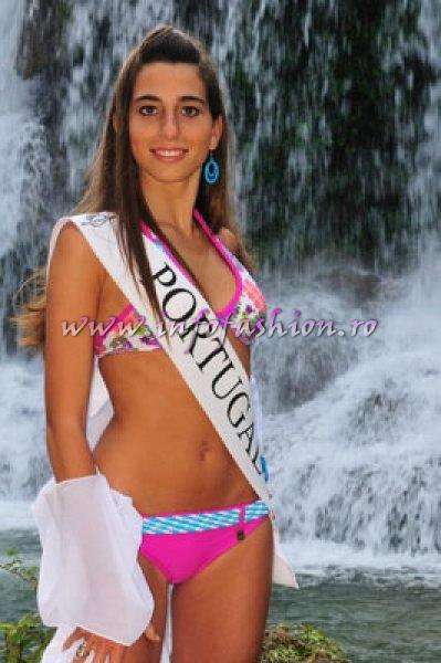 Portugal_2010 Mariana Santos, Semifinalist and Miss Congeniality at Miss Global Teen in Brazil