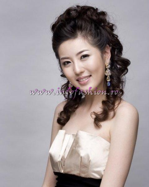 Korea_2010 Soo Jung You at Miss Supranational in Poland 2nd edition