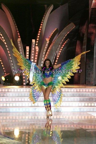 Panama- Karina Pinilla Best National Dress 2010