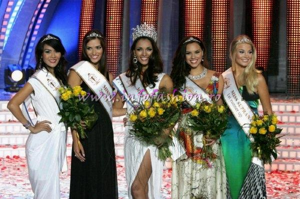 Panama- Karina Pinilla, WINNER of Miss Supranational and Best National Dress 2010 in Poland 2nd edition