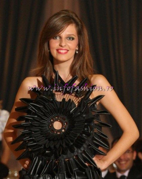 Bianca_Finta la Miss World Romania 2010 org. Platinum Ag InfoFashion