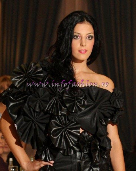 Madalina_Vigh la Miss World Romania 2010 org. Platinum Ag InfoFashion
