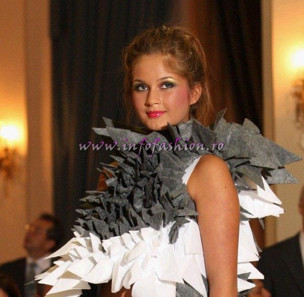 Natalia_Rus Maria la Miss World Romania 2010 org. Platinum Ag InfoFashion