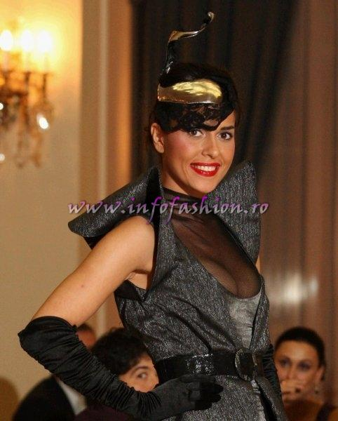 Dorina_Balan la Finala Miss World Romania 2010 org.Platinum Ag InfoFashion