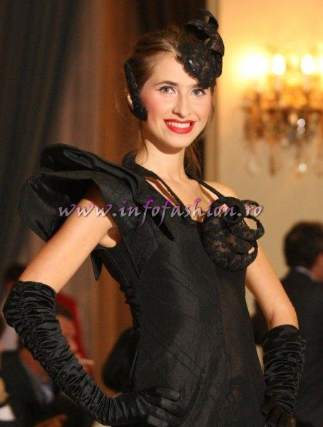 Lorelai_Maria Rocioiu la Miss World Romania 2010 org.Platinum Ag InfoFashion