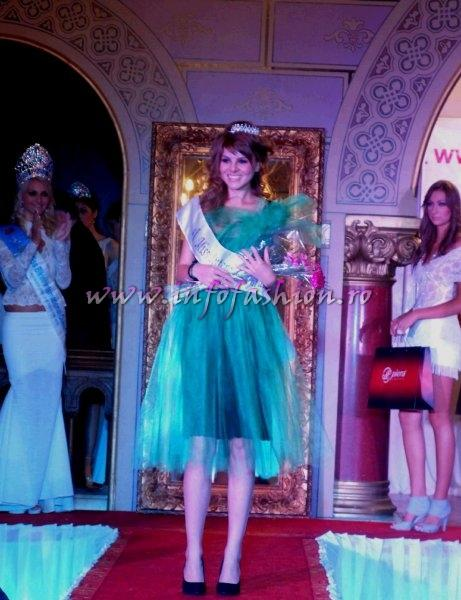 Alina Clapa, Miss Intercontinental Romania 2010