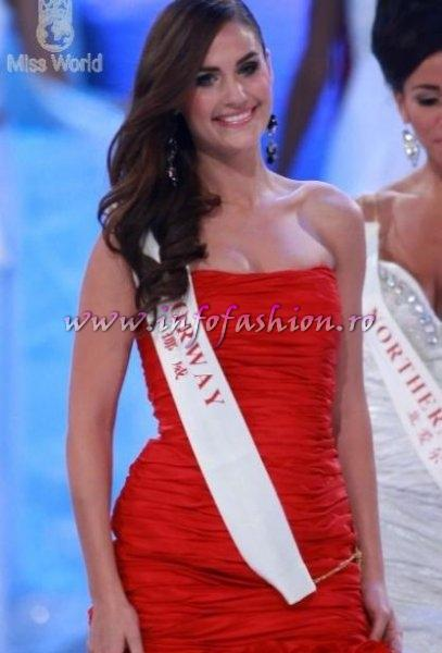 Norway_Mariann Birkedal is Miss World 2010 Top Model, fast tracks to 25 TOP FINAL, 2nd ru at Sport & Beach Beauty, in China, Sanya