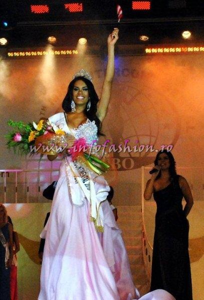 Puerto_Rico_Maydelise Columna, Winner of Miss Intercontinental in Punta Cana 2010