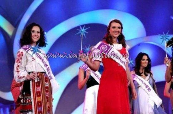 Bulgaria- Valentina Angelova TACHEVA at Miss Tourism Queen International in China 2008