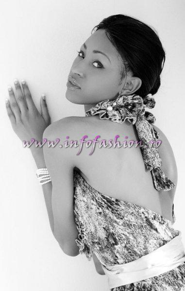 Zimbabwe_2011 Vanessa Sibanda for Top Model of the World Germany 18th edition