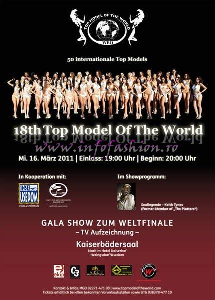 Germany 2011 - 18th Top Model of the World Pageant in SUN ISLAND Usedom Gala Show zum Weltfinale 16 Marz