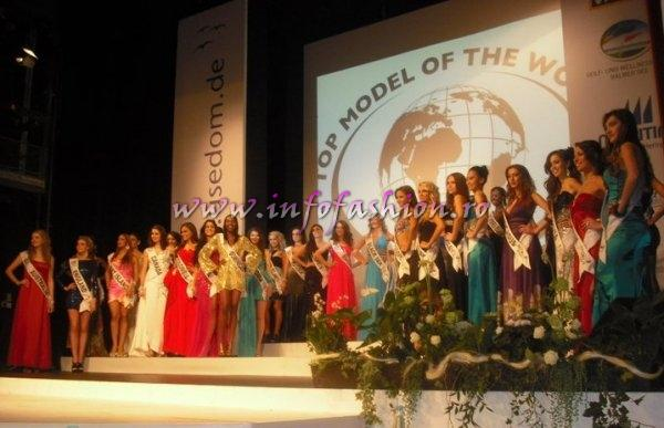 Romania- Loredana Salanta (Infofashion Platinum Ag) WINNER Top Model of the World 18th ed. in Usedom, Germany Foto WBO