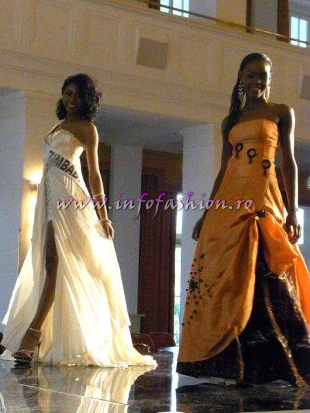 Zambia_2011 Pecivia Mulenga for Top Model of the World Germany 18th edition