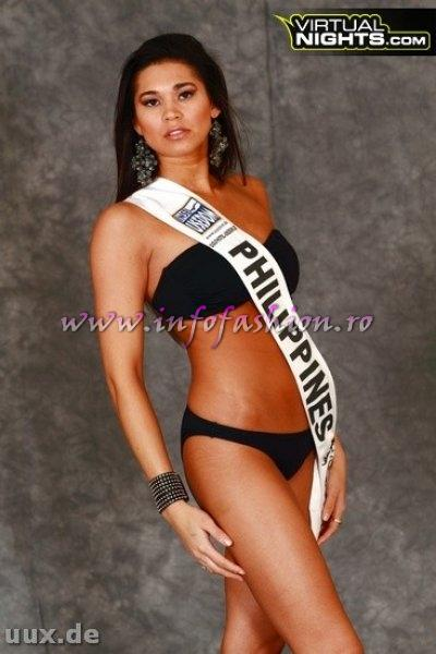 Philippines 2011 Madison Elliott for Top Model of the World Germany 18th edition Foto WBO