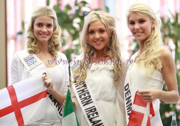 Northern Ireland 2011 Jade Martine Roberts for Top Model of the World Germany 18th edition Foto WBO