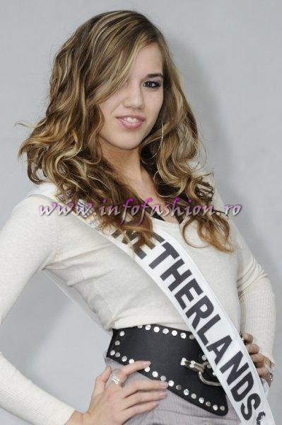 Netherlands_2011 Laureen Vlashof for Top Model of the World Germany 18th edition