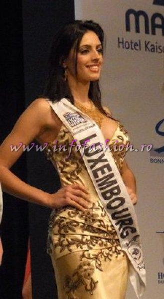 Luxembourg 2011 Melanie Santiago Duran for Top Model of the World Germany 18th edition Foto WBO