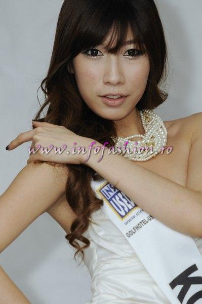 Korea 2011 Jaerang Park for Top Model of the World Germany 18th edition Foto WBO