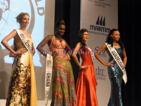 Ghana 2011 Portia Abena Essel for Top Model of the World Germany 18th edition Foto WBO