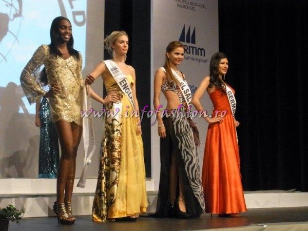Germany 2011 Leslie Braumann at Top Model of the World Germany 18th edition Foto WBO