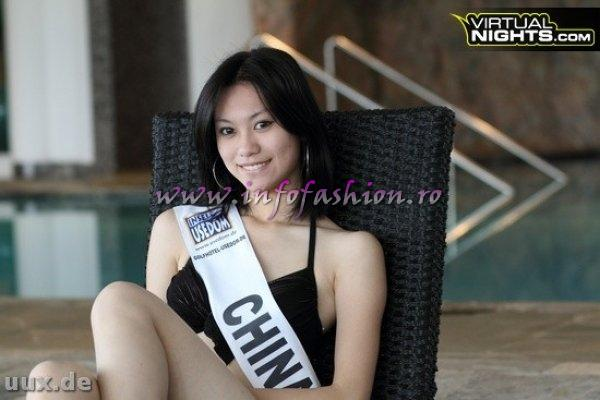 China 2011 Ziyi Xiong at Top Model of the World Germany 18th edition Foto WBO