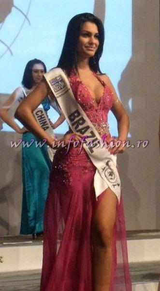 Brazil_2011 Juliete Janaine Beraldo de Pieri, Best Body Award at Top Model of the World Germany 18th edition