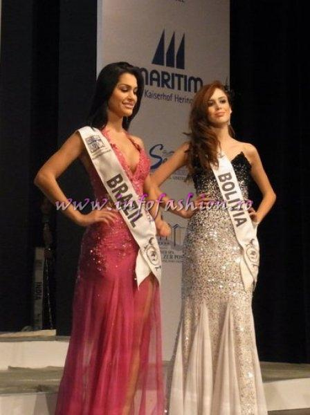 Bolivia_2011 Alejandra Panonzo Muguertegui, Friendship Award at Top Model of the World Germany 18th edition