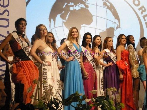 Australia 2011 Christine Andrew at Top Model of the World Germany 18th edition Foto WBO