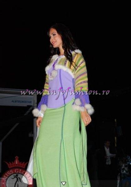 Belarus_2010 Marina Veshkina, Miss Disco Queen International at Miss Globe in Albania