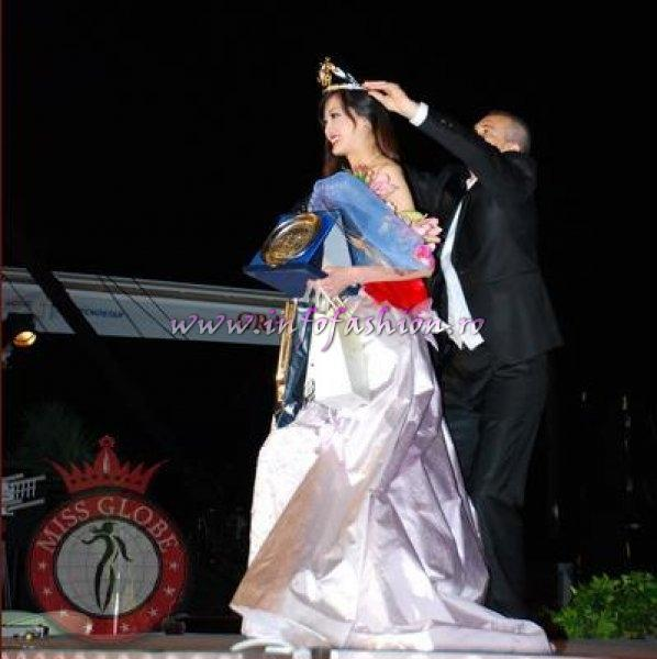 China_2010 Shu Wan Li, 1st runner-up of Miss Globe in Albania