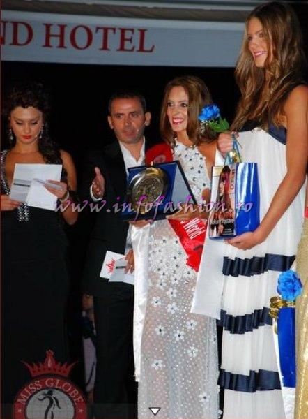 Colombia_2010 Susana Cardona, Miss Dream Girl of The World at Miss Globe in Albania