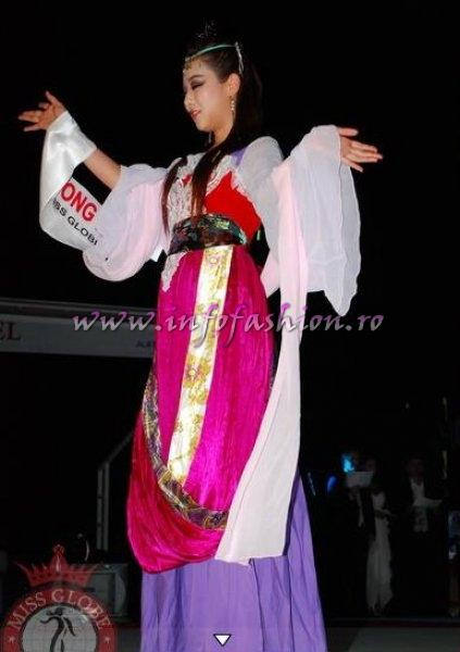Hong_Kong_2010 Yuting Wu at Miss Globe in Albania