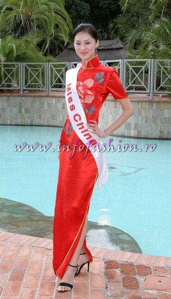 Guangzhou at Miss Tourism World 2005 in Zimbabwe (Photo: Frank Thompson)
