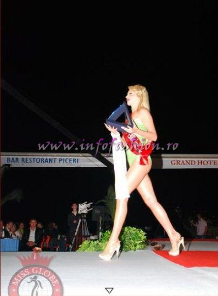 Russia_2010 Natalia Uszova, Miss Bikini at Miss Globe in Albania