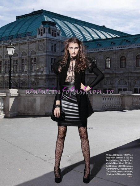 Simona_Bitiusca 2011 Editorial Glamour by One Models