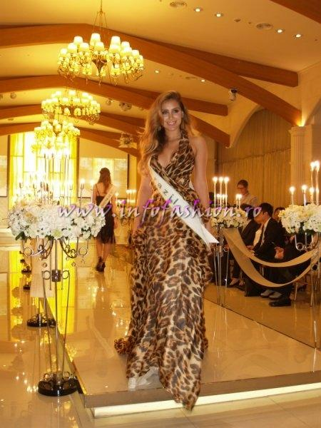 Winner Global Beauty Queen 2011 Miss Brazil, Mariana Notarangelo, 21 yeas old, 174 cm