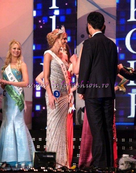 Australia 2011 Danielle Byrnes, 2nd Runner-up at Miss Global Beauty Queen in South Korea