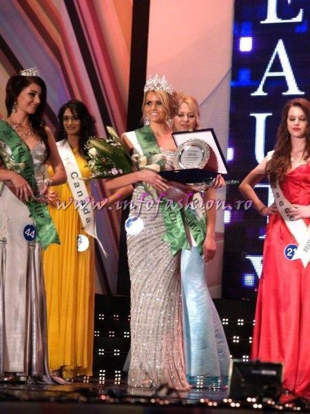 Australia_2011 Danielle Byrnes, 2nd Runner-up at Miss Global Beauty Queen in South Korea