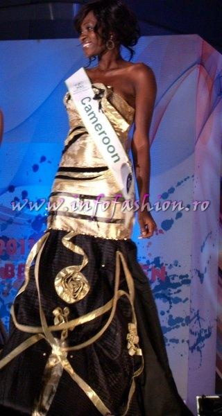 Cameroon_2011 Marguerite Abega Ekani for Miss Global Beauty Queen in South Korea