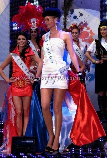 France_2011 Mathilde Forin for Miss Global Beauty Queen in South Korea