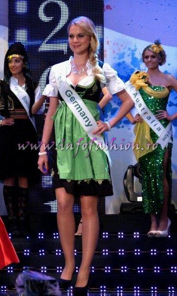 Germany_2011 Mareen Wehner for Miss Global Beauty Queen in South Korea