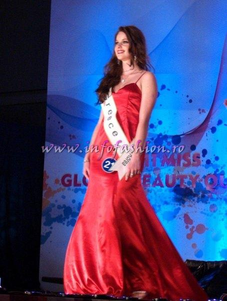 Greece_2011 Teodora Vranic in TOP 15 at Miss Global Beauty Queen in South Korea