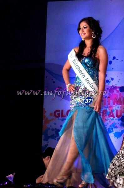 Northern Ireland Natasha Shafai for Miss Global Beauty Queen in South Korea 2011